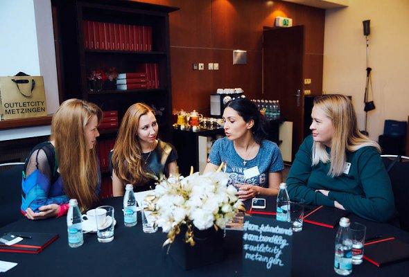 В отеле Ararat Park Hyatt впервые состоялся Future Trends Workshop - Фото №4