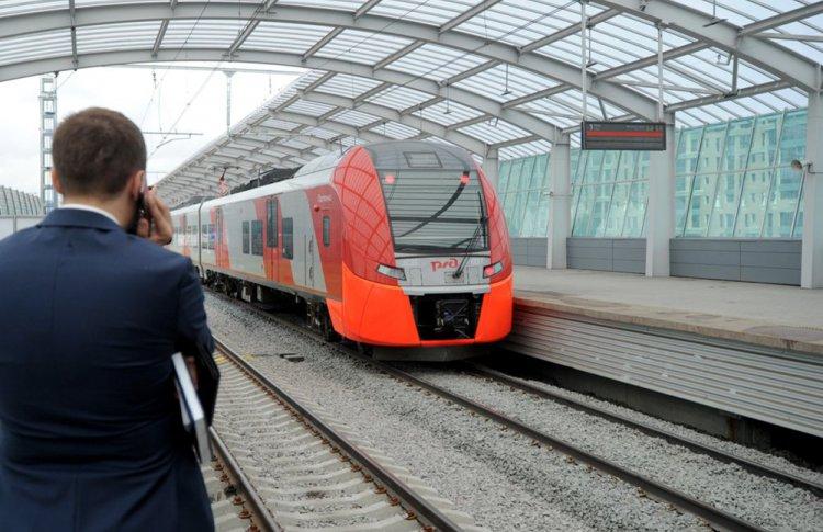 Маршруты пригородных электричек будут проходить через центр Москвы