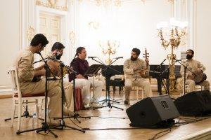 Концерт классической иранской музыки «Ушедший караван»