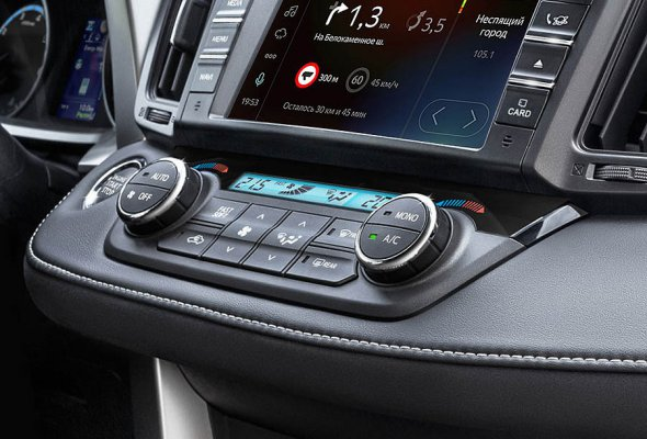 Стартовали продажи Toyota Camry и Toyota RAV4 с предустановленным Яндекс.Авто  - Фото №3