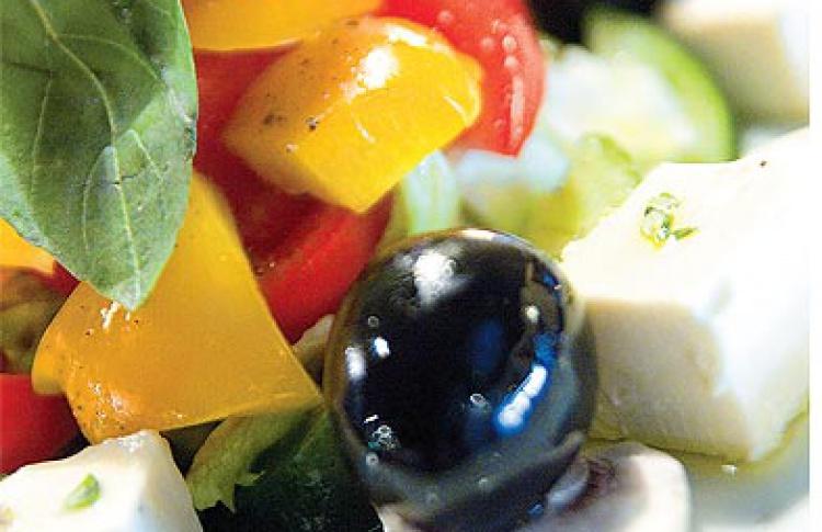 Квинтэссенция греческой кухни