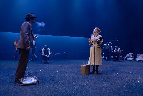 Гастроли Национального драматического центра (Мадрид)  на сцене РАМТ  - Фото №4