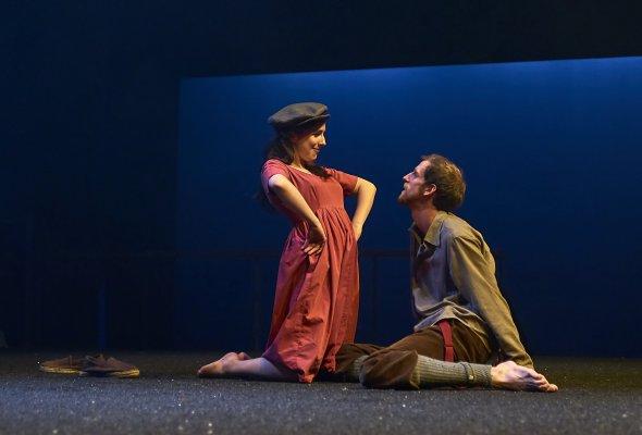 Гастроли Национального драматического центра (Мадрид)  на сцене РАМТ  - Фото №2