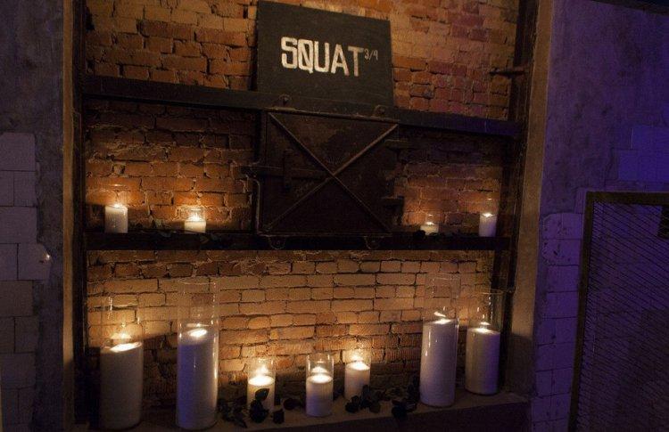 Squat 3/4