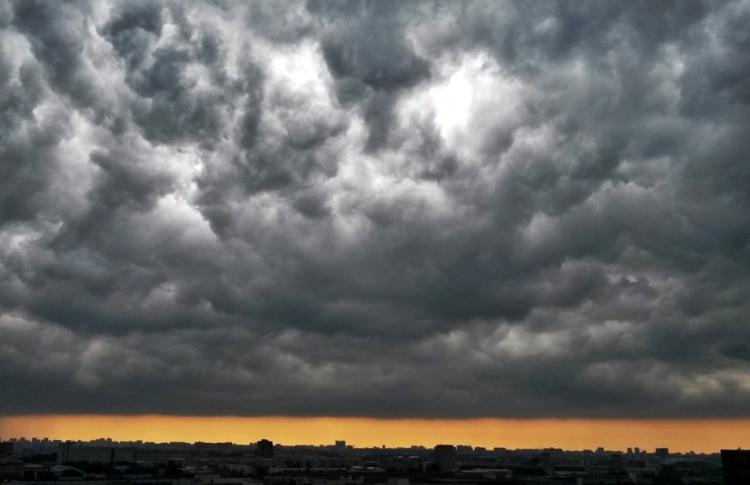 Москва потратит почти 200 млн рублей на разгон облаков в ноябрьские праздники