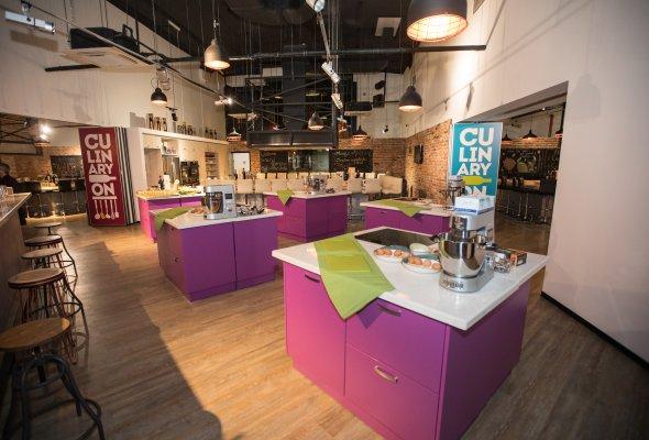 В Европе открылась первая российская кулинарная студия - Фото №1