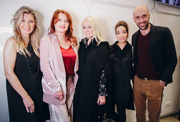 В «Цветном» прошла вечеринка в честь открытия бьюти-студии GO Coppola при поддержке Aperol Spritz - Фото №0