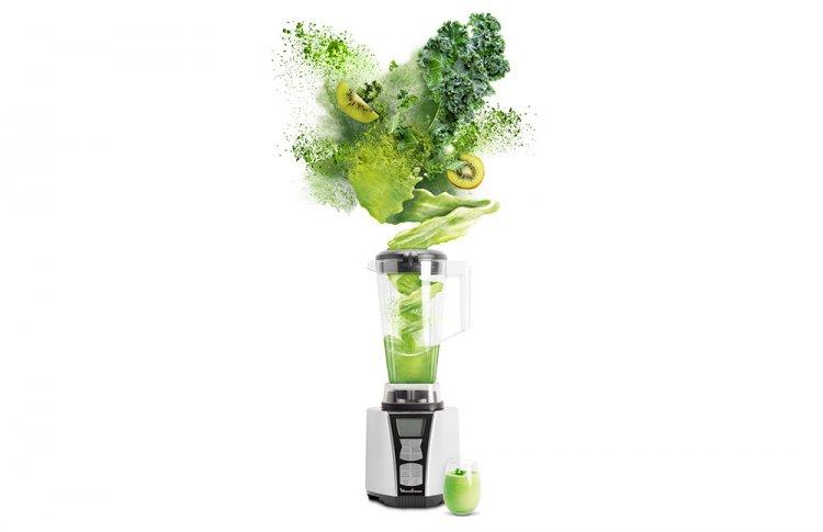 Отличная новость от Moulinex – овощи, фрукты, зелень, орехи...теперь можно пить!