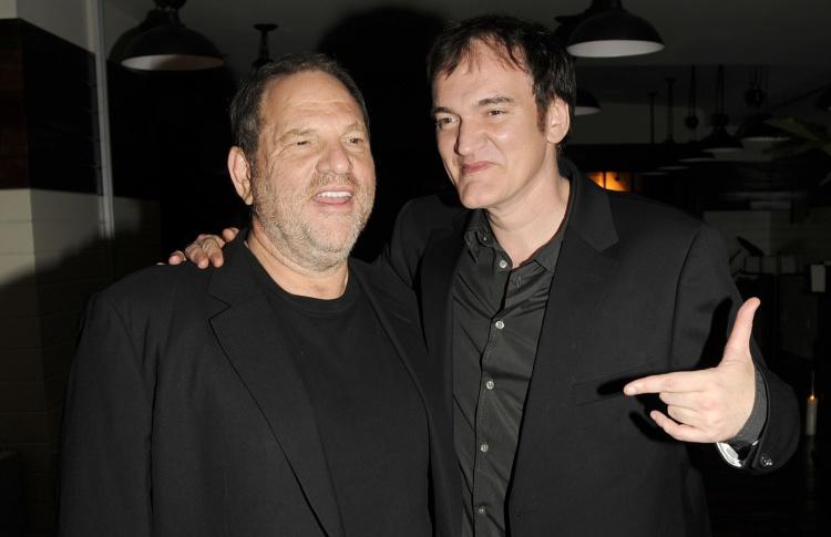 Квентин Тарантино отказался от сотрудничества с The Weinstein Company