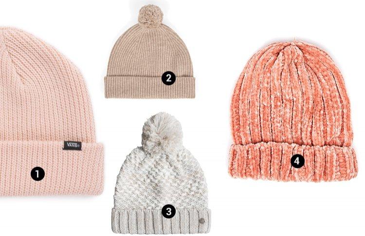 Базовые шапки