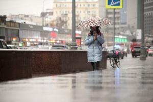 На праздники в Москву придет потепление