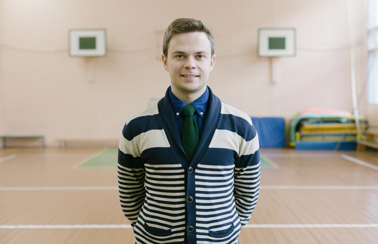 Анатолий Фролов, 26 лет