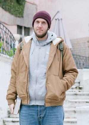 Артем Новиченков, 25 лет