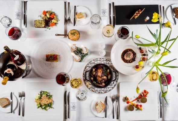 Le Restaurant открывает Фестиваль вина - Фото №1