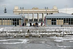 «Стереокаток» в Парке Горького откроется 23 ноября