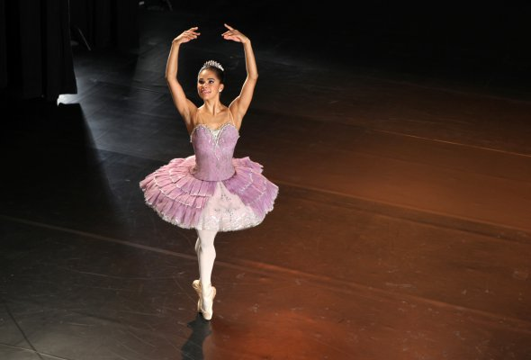 история балерины - Фото №3
