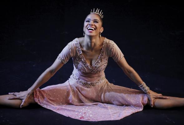 история балерины - Фото №1