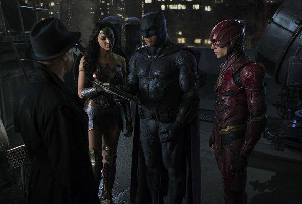 Justice League - Фото №2