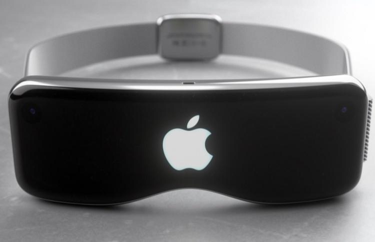 Apple разрабатывает гарнитуру дополненной реальности