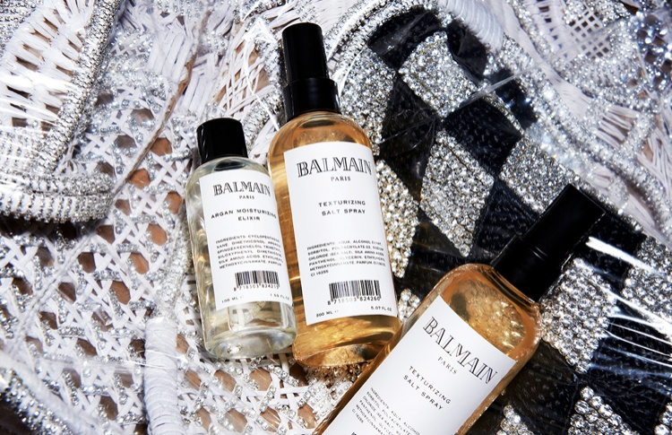Средства для волос Balmain Hair Couture теперь в России