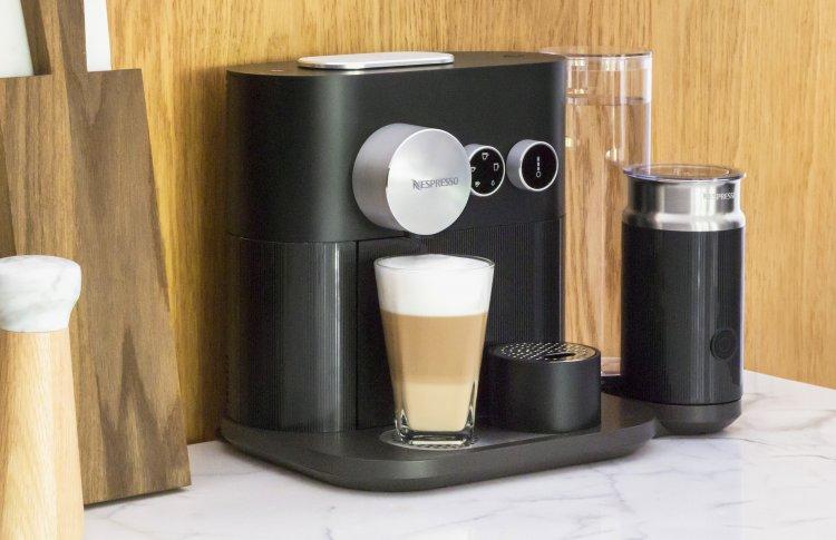 Новая кофемашина Expert от Nespresso: индивидуальный подход к приготовлению кофе
