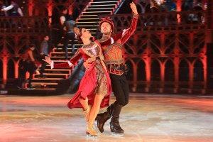 Петербургская премьера спектакля на льду «Ромео и Джульетта»
