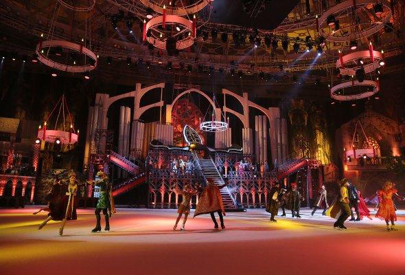 Петербургская премьера спектакля на льду «Ромео и Джульетта»  - Фото №4