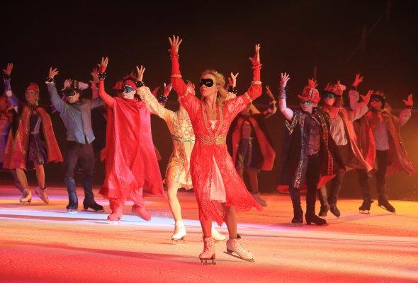 Петербургская премьера спектакля на льду «Ромео и Джульетта»  - Фото №1