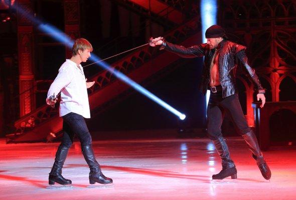Петербургская премьера спектакля на льду «Ромео и Джульетта»  - Фото №3