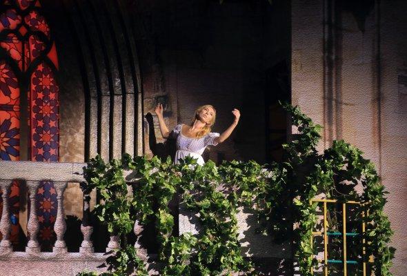 Петербургская премьера спектакля на льду «Ромео и Джульетта»  - Фото №2
