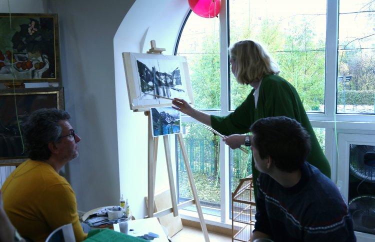 В Москве открылась студия творчества Arcobaleno