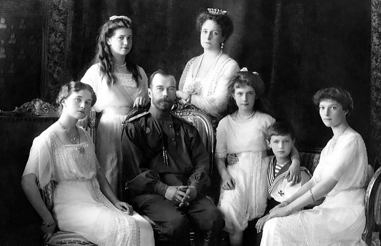 Netflix снимет документальный сериал о падении династии Романовых