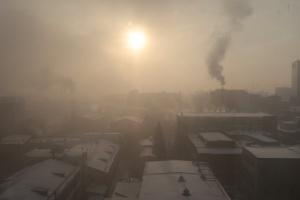 МЧС предупредило о сильном тумане в Москве и области