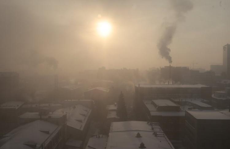 Граждан Московской области предупредили отумане вначале рабочей недели поСМС