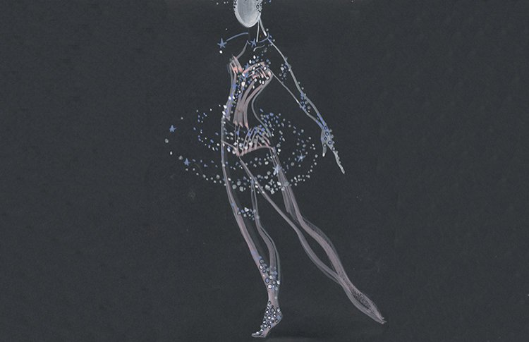 Балет «Аэлита»