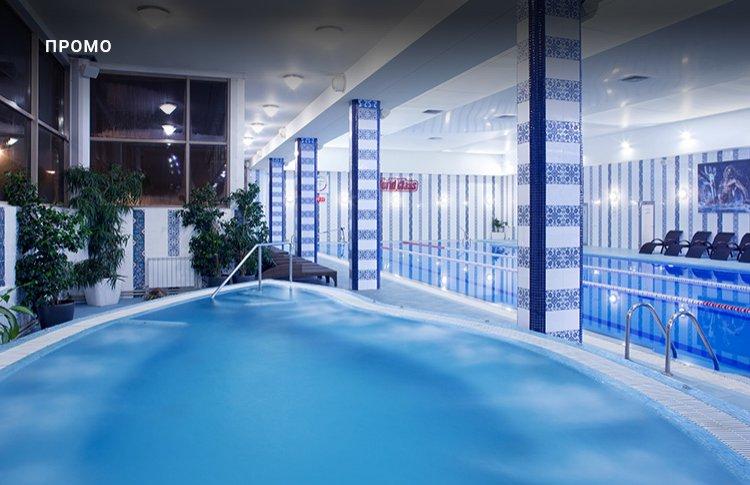 7 фитнес-клубов с бассейнами