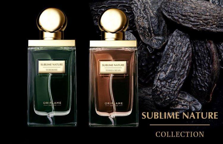 Орифлэйм представляет коллекцию премиальных ароматов Sublime Nature