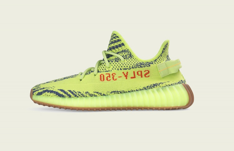 Yeezy Boost 350 v2 в adidas Originals