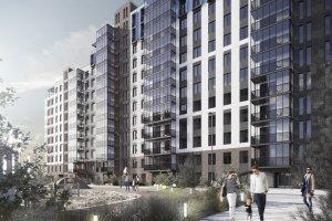 Magnifika Residence – новый проект бизнес-класса у набережной Невы