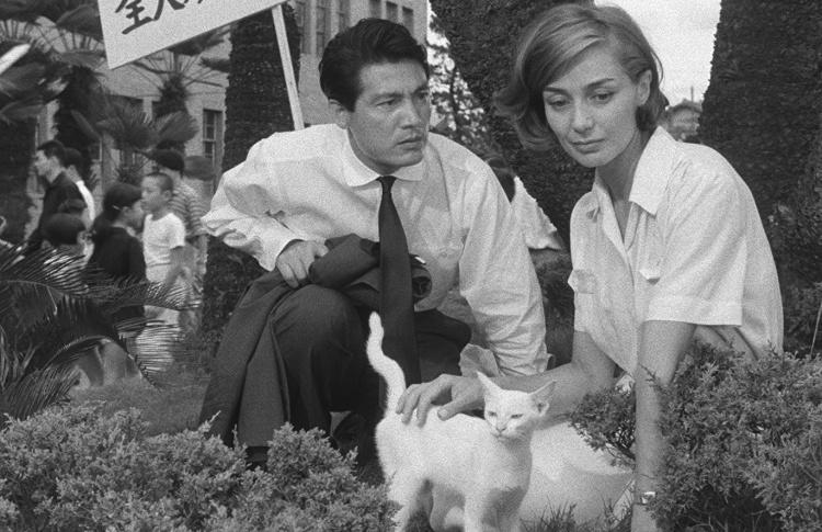 «Хиросима, любовь моя» (1959), реж. Ален Рене