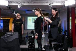 Презентация бренда BALMAIN HAIR  в России «Женщины с волосами HAUTE COUTURE»