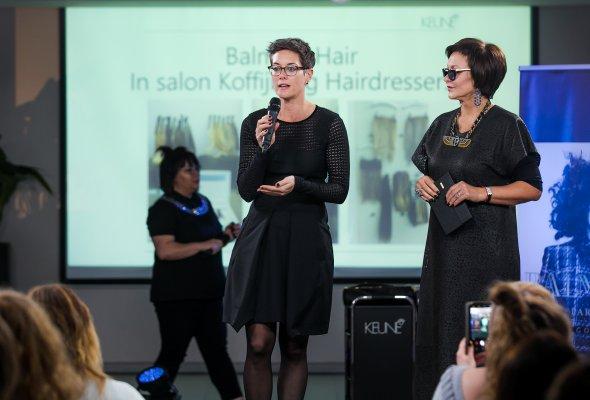 Презентация бренда BALMAIN HAIR  в России «Женщины с волосами HAUTE COUTURE» - Фото №3