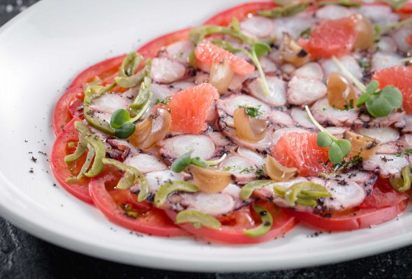 Ресторан Giovedi - новый шеф, новое меню - Фото №3