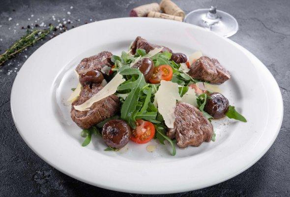 Ресторан Giovedi - новый шеф, новое меню - Фото №1