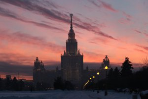 В Москве объявлен желтый уровень опасности из-за резкого похолодания