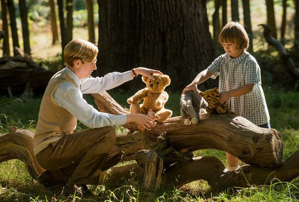 Goodbye Christopher Robin - Фото №0