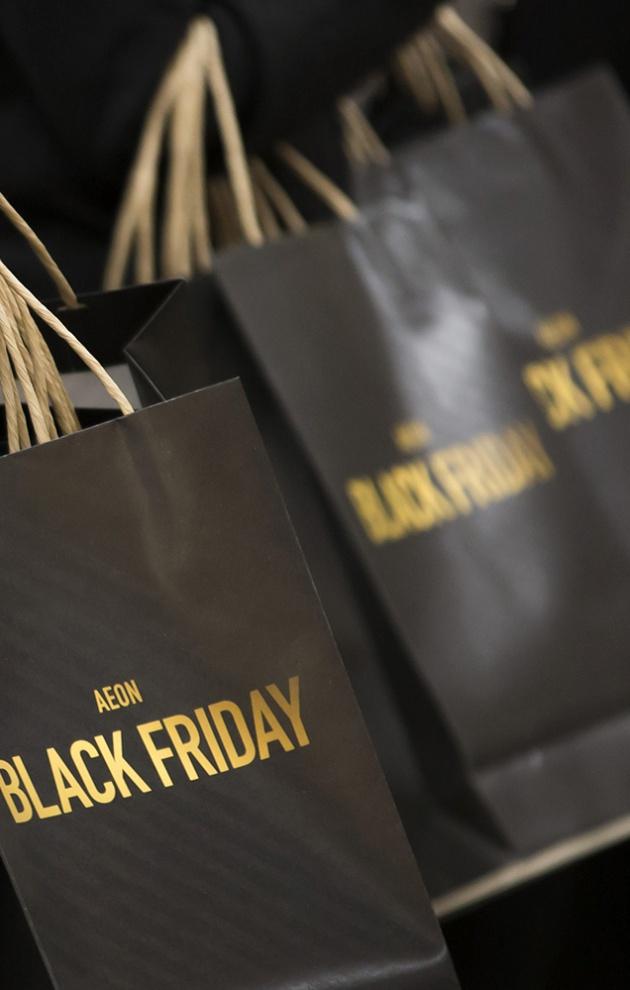 Гид по «черной пятнице»: где и что покупать со скидками