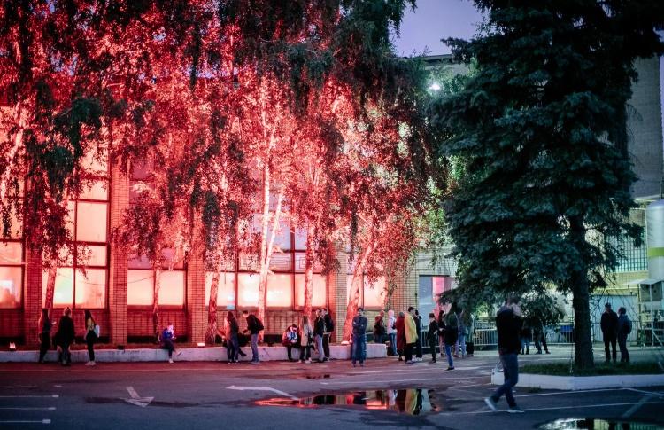 На заводе «Плутон» пройдет первая в Москве вечеринка команды Roots United