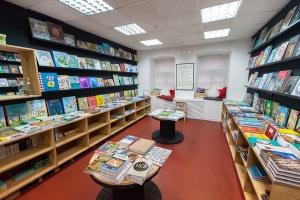 Новое место: детский книжный магазин «Маршак»