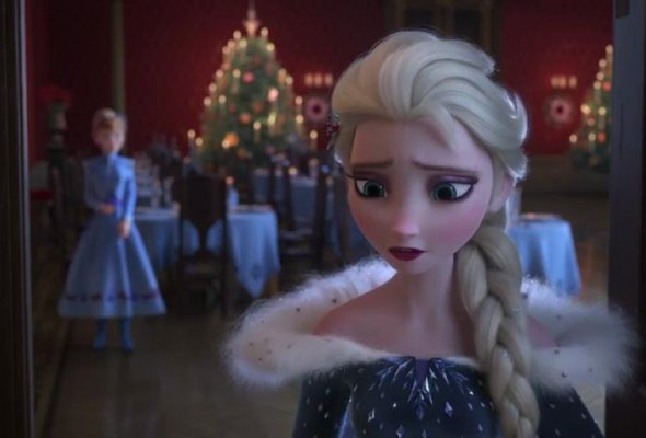 Olaf's Frozen Adventure - Фото №5